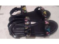 New New Look sandals size 5