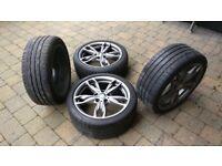 GENUINE BMW M135i M235i M140iAlloy Wheels & Tyres