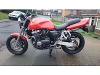 "Honda CB 1000 ""Big One"" Very low miles px and delivery possible"