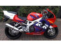 Honda Fireblade CBR900 RRW 1998 Excellent Condition