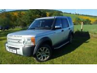 Landrover discovery 3 tdv6 4x4