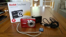 Kodak EasyShare M320 + 2 Gb memory card