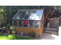 FREE Greenhouse W=6.9ft, L=8ft, H= 7ft