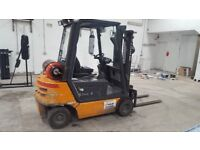STILL RX70-15 GAS FORKLIFT TRUCK 2007