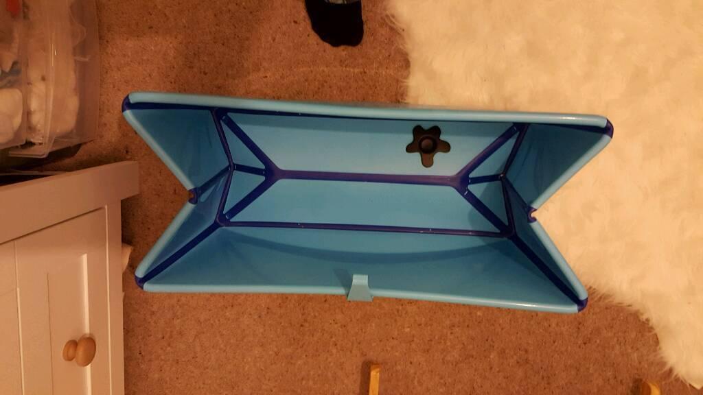 Stokke Baby Bath (Blue)
