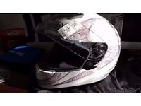 xxs RAID ll COUTURE ladies shoei helmet