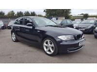 BMW 120D 2.0 SE 6 SPEED 5 DOOR 2008 / FULL SERVICE HISTORY / HPI CLEAR / 12 MONTH MOT / 2 KEYS