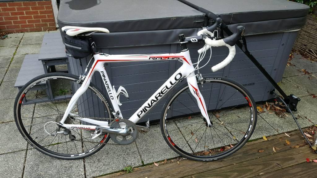 Full carbon road bike. Pinarello razha