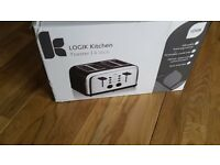 Logik double toaster