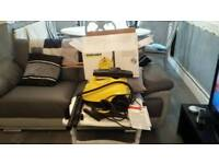 Karcher steam cleaner sc1.020 as new.