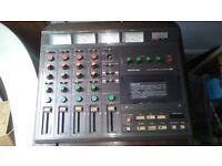 Tascam 244 Portastudio 4 track Cassette Recorder/Mixer (for parts or repair)