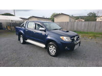 2008 Toyota Hilux invincible