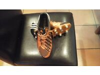 Adidas Predator lethal zones football boots - Uk 8
