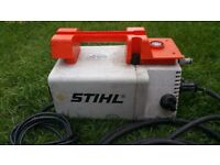 Sthil pressure washer found in new house when move in!can deliver!