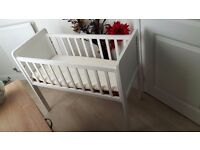mothercare hyde crib and mattress