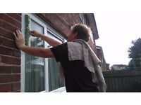 Crystal Clear Window Cleaning No Job Too Big Or Too Small !!