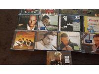 Various CD's x 13