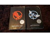 The Hunger Games set by Suzanne Collins