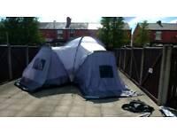 Sunn camp 12 man tent
