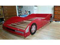 Red Racing Car single bed
