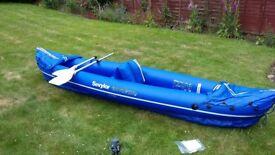 Small Kayak Sevylor Riviera K330R