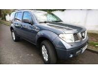 LHD LEFT HAND DRIVE, Nissan Pathfinder, 7 seate