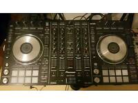 Pioneer DDJ-SX2 and Stand