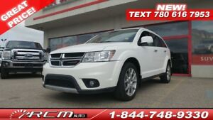 2016 Dodge Journey R/T HEATED SEATS AWD 7 SEATER