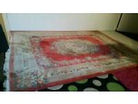 Very Large Pure Wool Rug