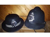 Job Lot/Wholesale 100+ Fancy Dress WPC and PC 'Bobby' Helmets...only 75p each
