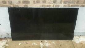 Granite kitchen worktop Black