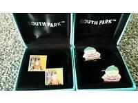 South Park Cufflinks