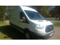 Ford transit lwb 4 meter van, very clean ,no vat £9995ono cash welcome px poss