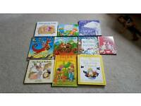Job lot of children's books - £10 ages 3+