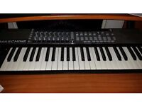 Novation SL MK II - flagship midi controller keyboard with 49 keys