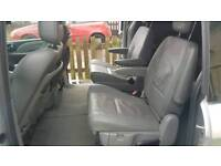 2007 Grand voyager 2.7 diesel executive