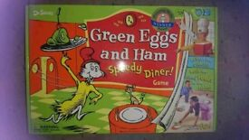Dr Seuss Green Eggs and Ham game