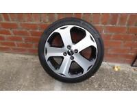 Kia Rio 3 alloy wheel