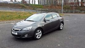 **2011 VAUXHALL ASTRA 1.7 SRI CDTI 123*£30 TAX P/A*FINANCE AVAILABLE*