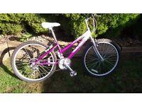 """Girls Raleigh Krush 20"""" Bike"""