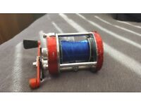 SEA FISHING REELS X 4