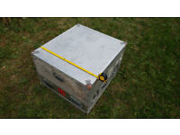 Flight Case (free) - Some damage and corrosion from storage