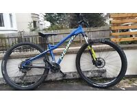 "15"" Blue Norco Charger mountain bike - 2015 MODEL!"