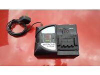 Genuine HITACHI 14.4v -18v Li-Ion battery Charger UC18YRSL