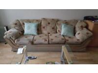 Free4 seater sofas free