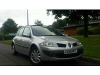 Renault Megane 1.4 Facelift, pan roof, 5 Door, 73,000 Miles, Service history, Tow Bar With Electrics
