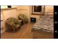 A beautiful furnished double room