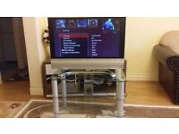 "32"" Sharp Aquos LCD TV, Television, Model: LC-32P50E, 1080i HD with TV Stand Table, VERY ELEGANT TV"
