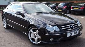 2006 06 MERCEDES CLK 320 CDI SPORT COUPE AMG AUTO DIESEL(CHEAPER PART EX WELCOME)