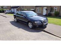 2006,Audi A8 Long SE TDmielage,I Qauttro Auto,3.0 Diesel,Automatic,130k